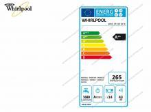 WHIRLPOOL WFO 3T223 6P X
