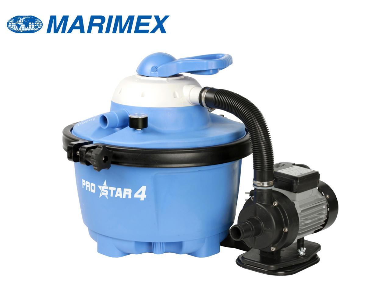 MARIMEX ProStar 4 (10600003) + 100 Kč na dárky nebo další nákup | CHAT on-line podpora PO-PÁ 8-22.00!!