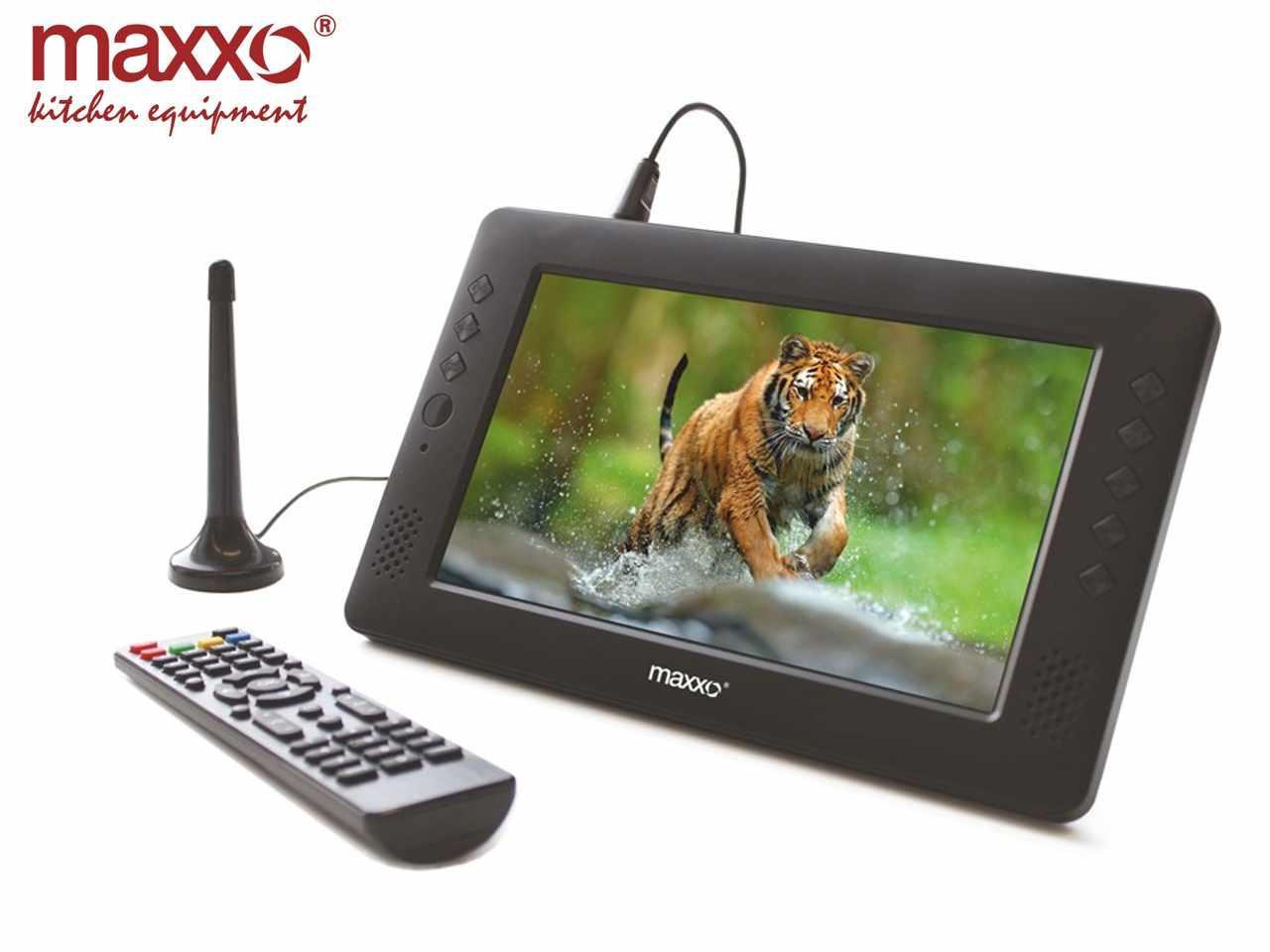 MAXXO mini TV HD + 100 Kč na dárky nebo další nákup   CHAT on-line podpora PO-PÁ 8-22.00!!