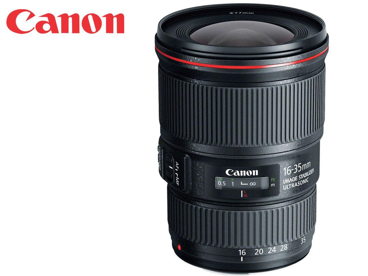 CANON EF 16-35 mm f/4L IS USM + 700 Kč na dárky nebo další nákup | CHAT on-line podpora PO-PÁ 8-22.00!!