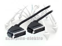 Scart Cable, M/M, 5m