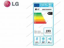 LG GBB72SWDFN + 10 let záruka na kompresor!