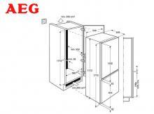 AEG SCB51811LS