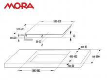 MORA VDST 641 C