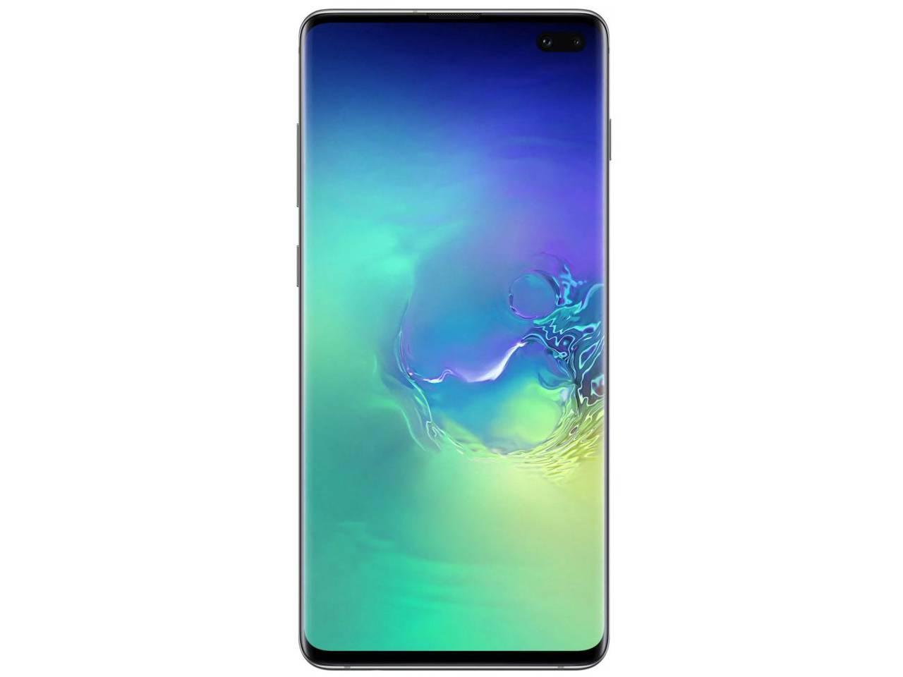 SAMSUNG Galaxy S10+ (SM-G975), 128 GB, zelený, Dual SIM, CZ distribuce + 700 Kč na dárky nebo další nákup | CHAT on-line podpora PO-PÁ 8-22.00!!