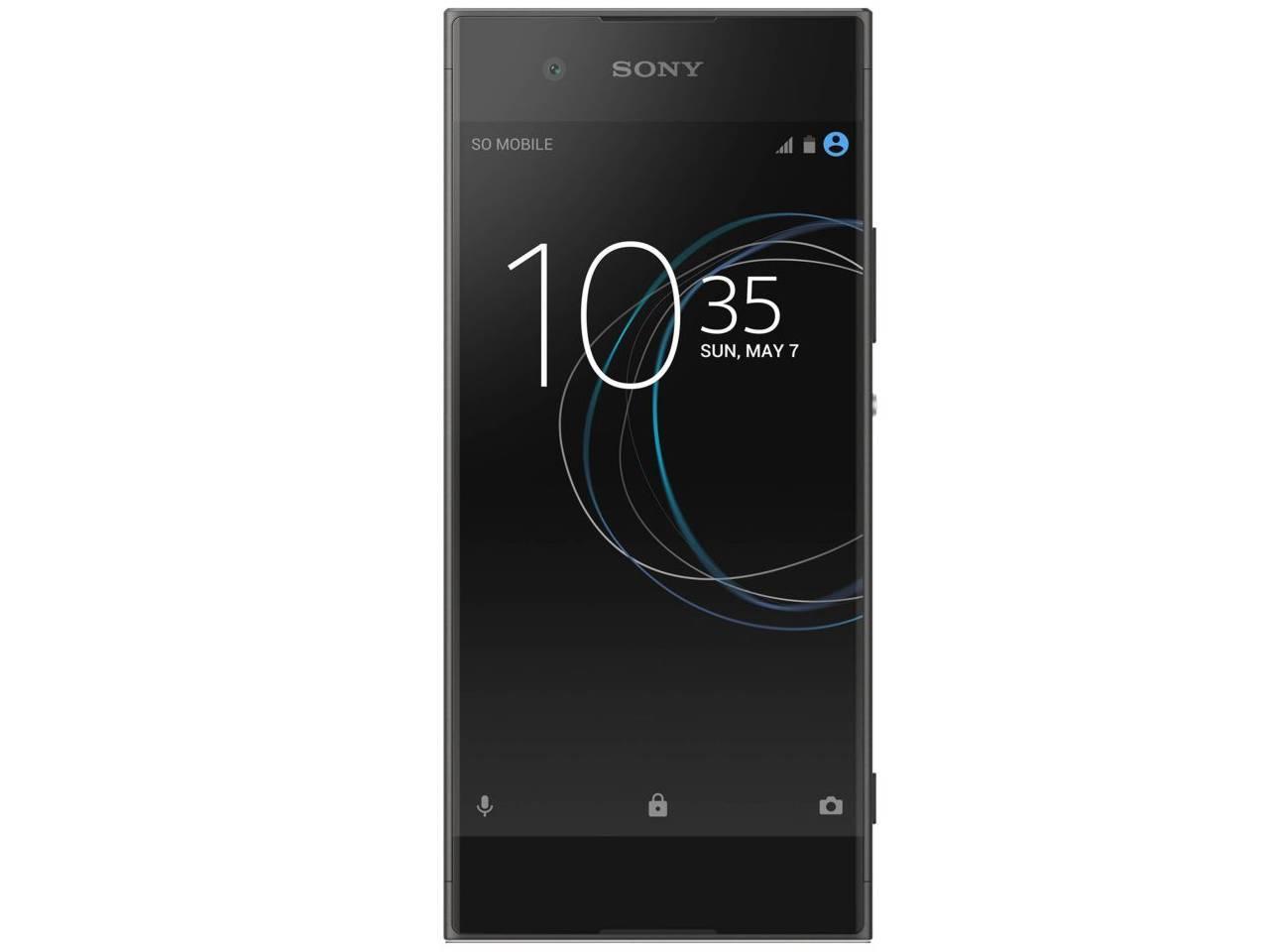 SONY Xperia XA1, 32 GB, černý, Single SIM, CZ distribuce + 200 Kč na dárky nebo další nákup | CHAT on-line podpora PO-PÁ 8-22.00!!