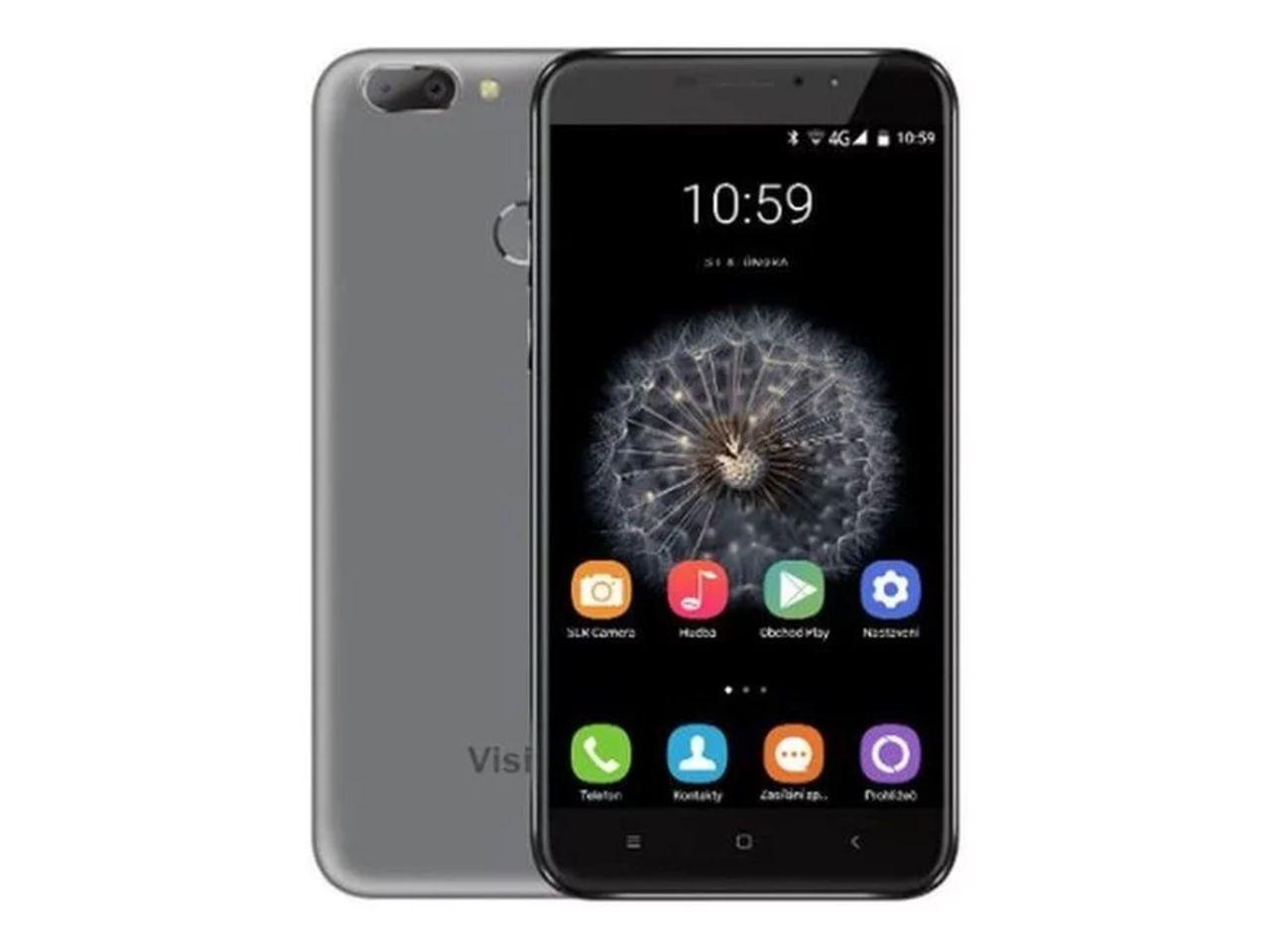 UMAX VisionBook P55 LTE Pro, 16 GB, Dual SIM, šedý, CZ distribuce | CHAT on-line podpora PO-PÁ 8-22.00!!