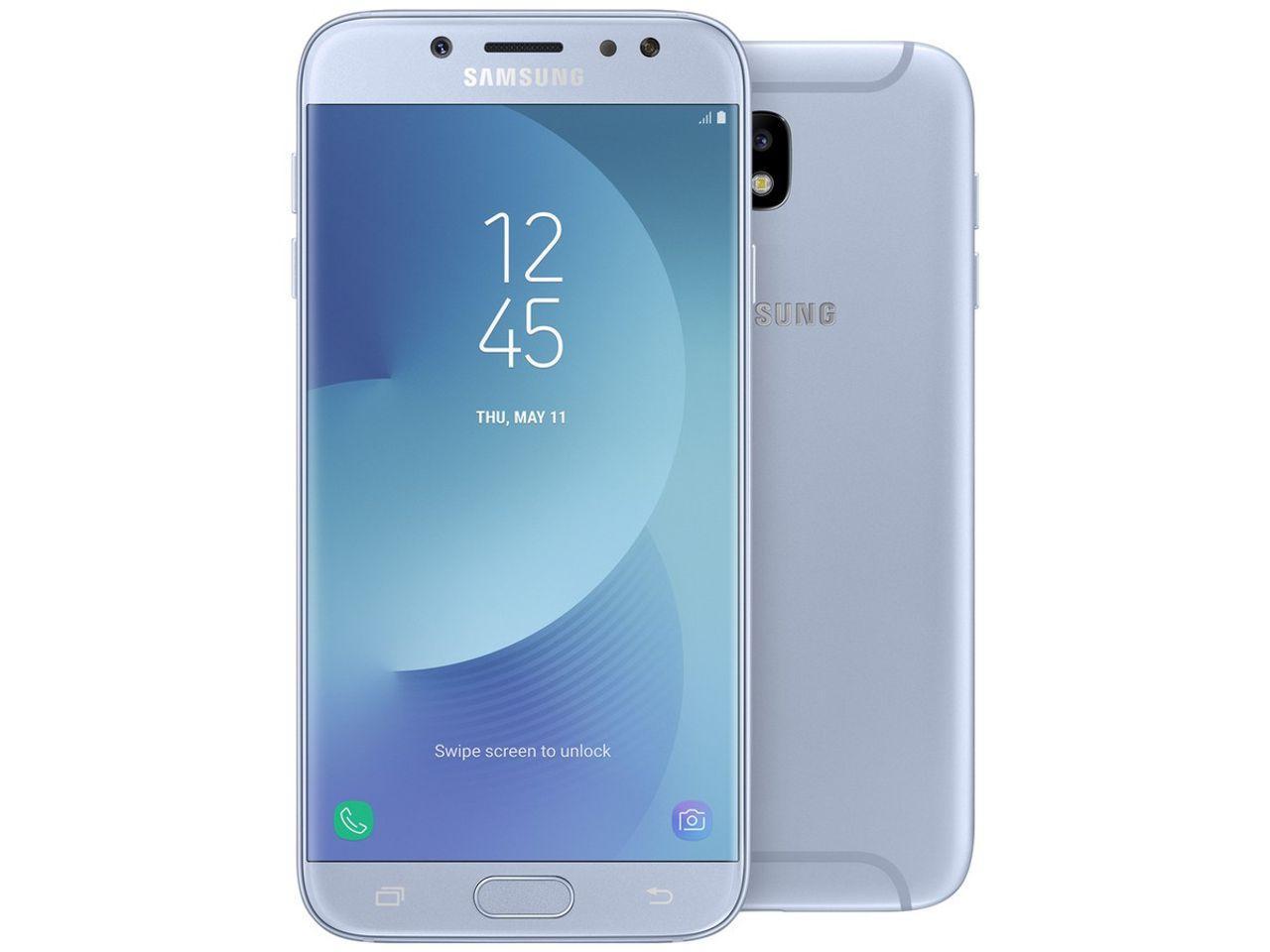 SAMSUNG Galaxy J7 2017 (SM-J730F), 16GB, Dual SIM, modrý, CZ distribuce + 200 Kč na dárky nebo další nákup | CHAT on-line podpora PO-PÁ 8-22.00!!