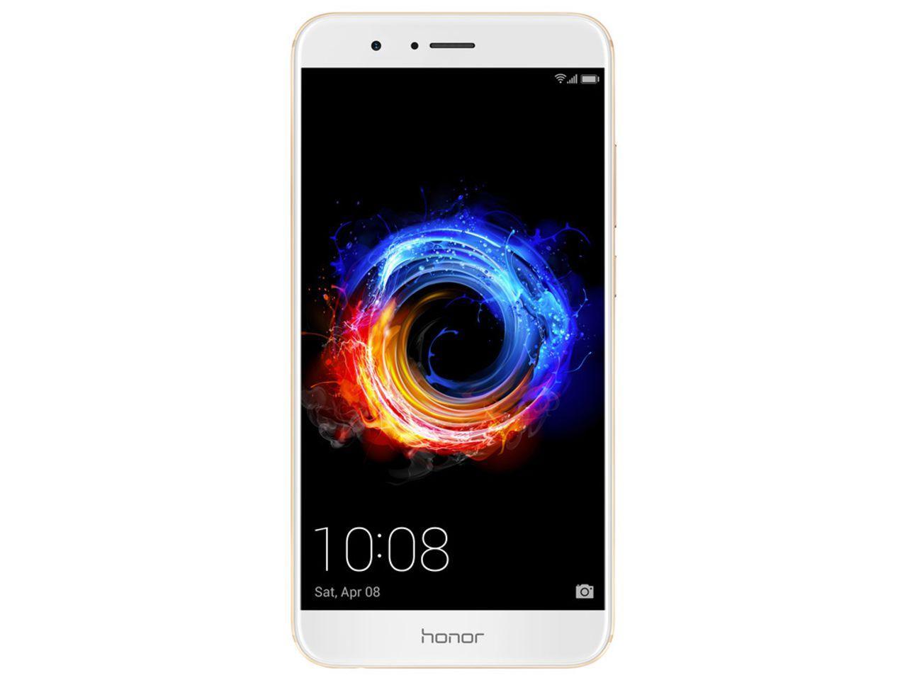 HONOR 8 Pro, 64GB, Dual SIM, zlatý, CZ distribuce + 300 Kč na dárky nebo další nákup | CHAT on-line podpora PO-PÁ 8-22.00!!