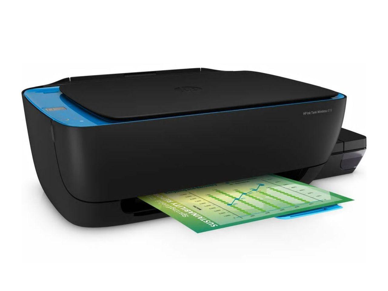 HP Ink Tank Wireless 419 (Z6Z97A) + 100 Kč na dárky nebo další nákup | CHAT on-line podpora PO-PÁ 8-22.00!!