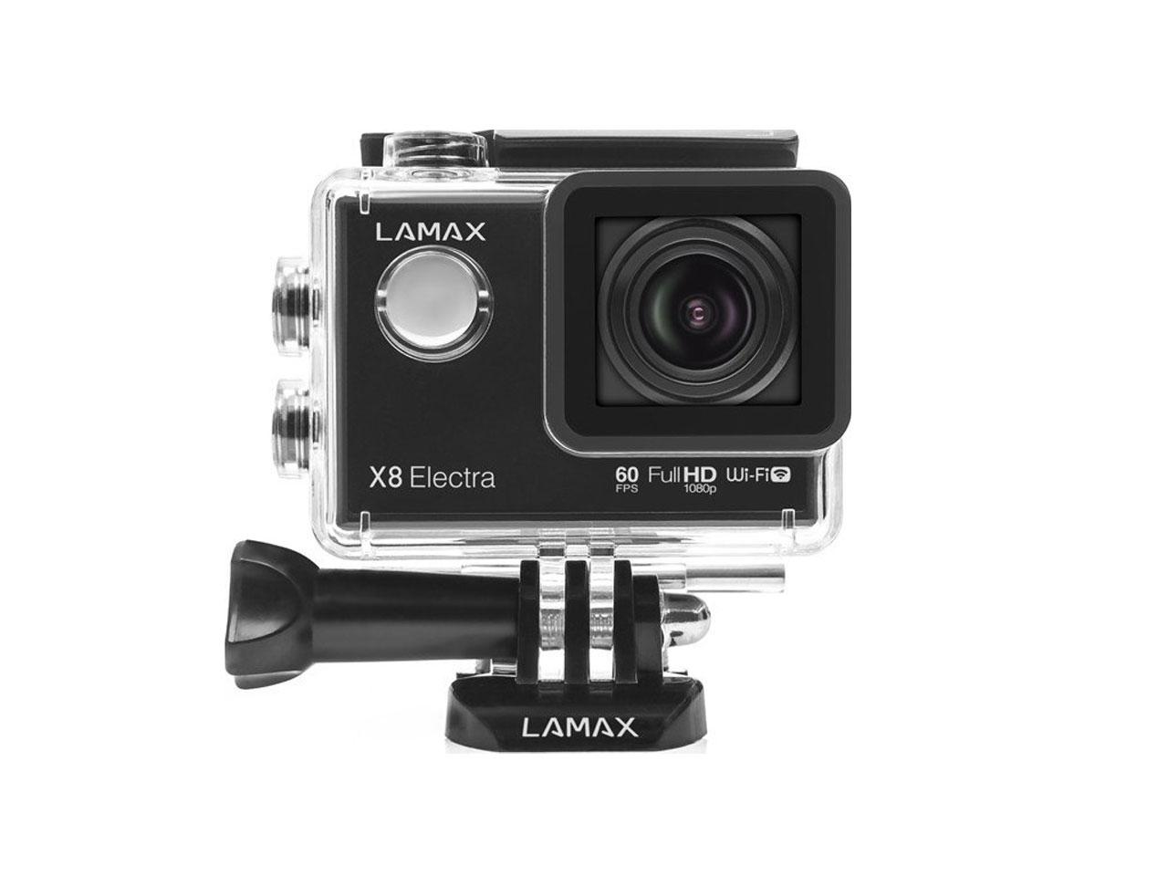 LAMAX Action X8 Electra | CHAT on-line podpora PO-PÁ 8-22.00!!