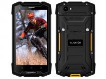 ALIGATOR RX510 eXtremo, 8GB, Dual SIM, černý, CZ distribuce