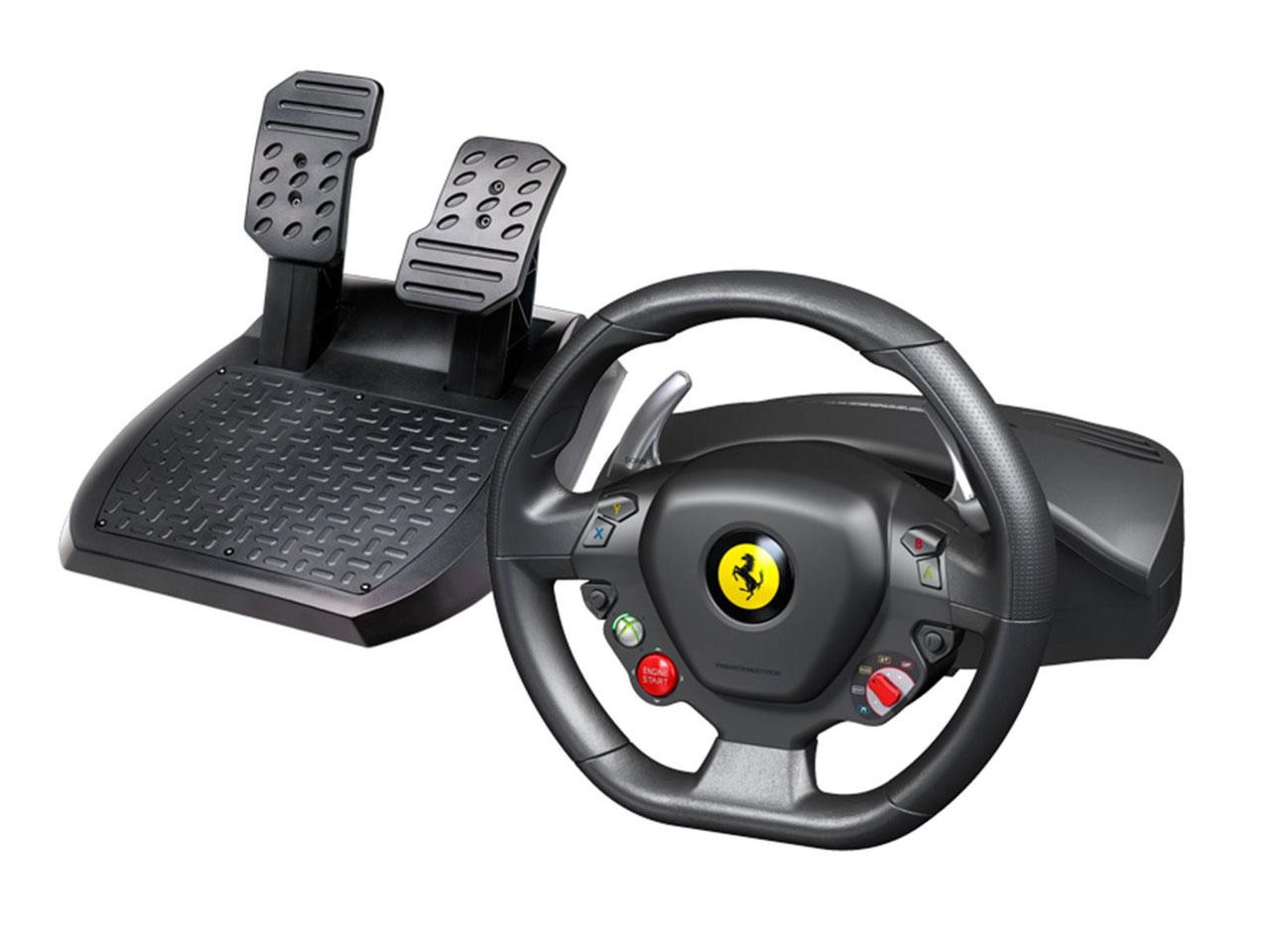 THRUSTMASTER Ferrari 458 Italia | CHAT on-line podpora PO-PÁ 8-22.00!!