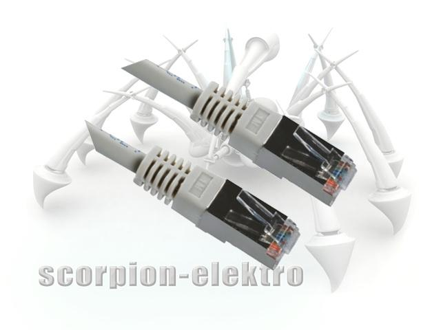 Kabel PC patch RJ45 / RJ45 5m