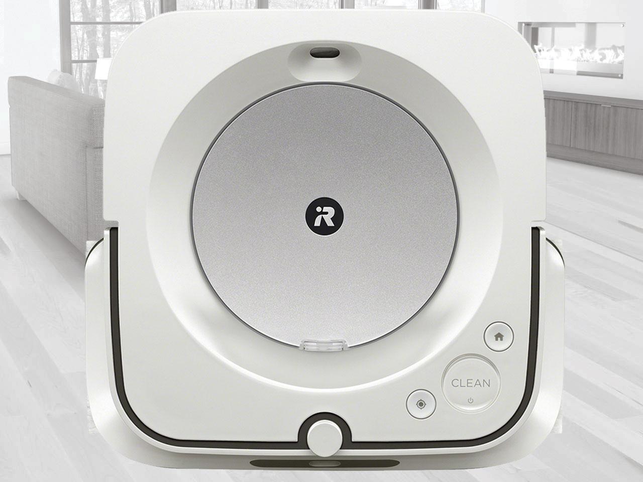 iRobot Braava jet m6 + záruka 3 roky!