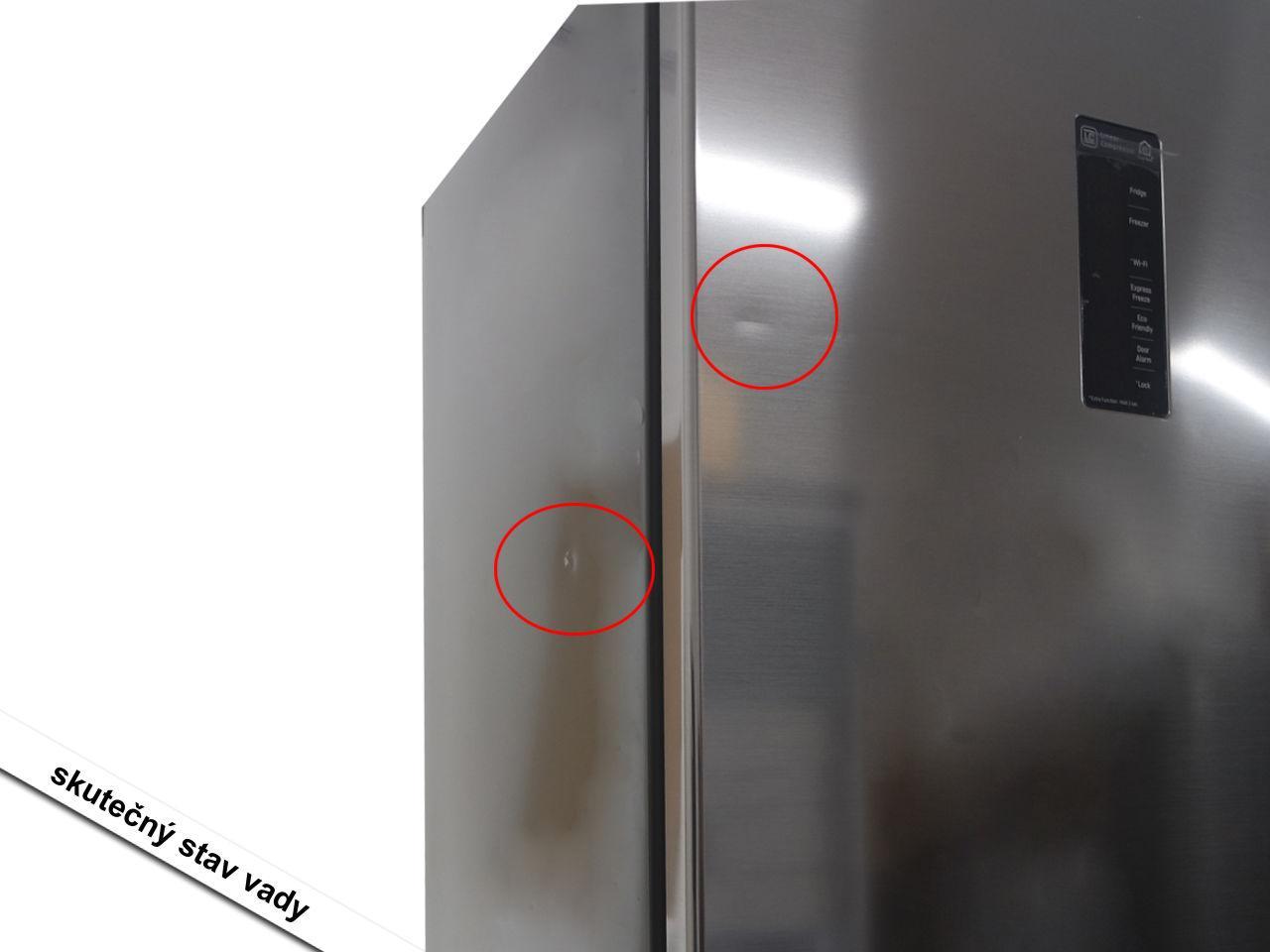 LG GBP20PZQFS + 10 let záruka na kompresor!