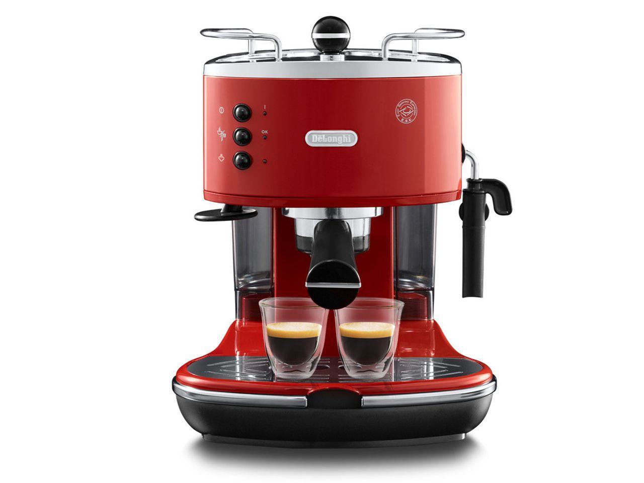 Pákový kávovar DELONGHI ECOM 311.R Icona Micalite