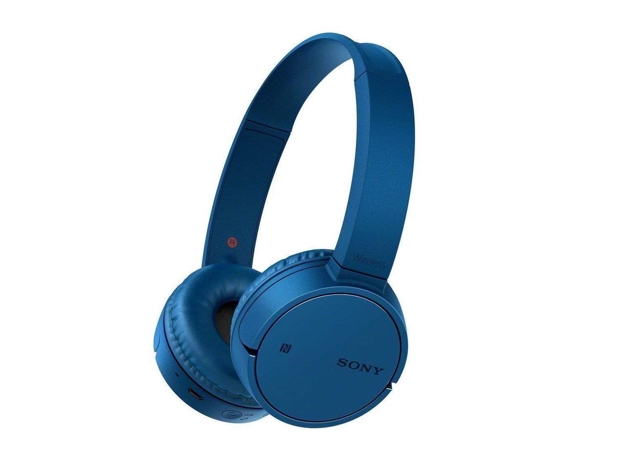 SONY MDR-ZX220BT, modré