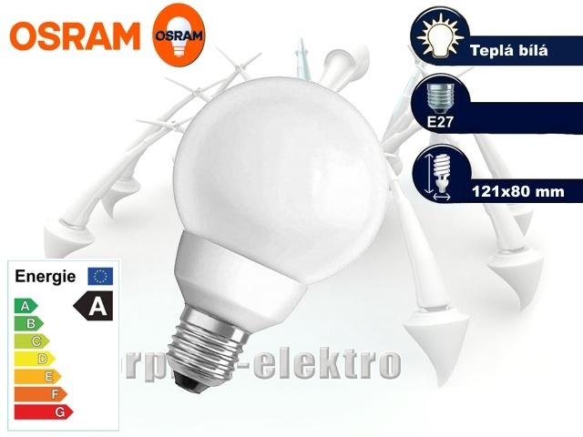 OSRAM Duluxstar Mini Globe WCL 15W, E27