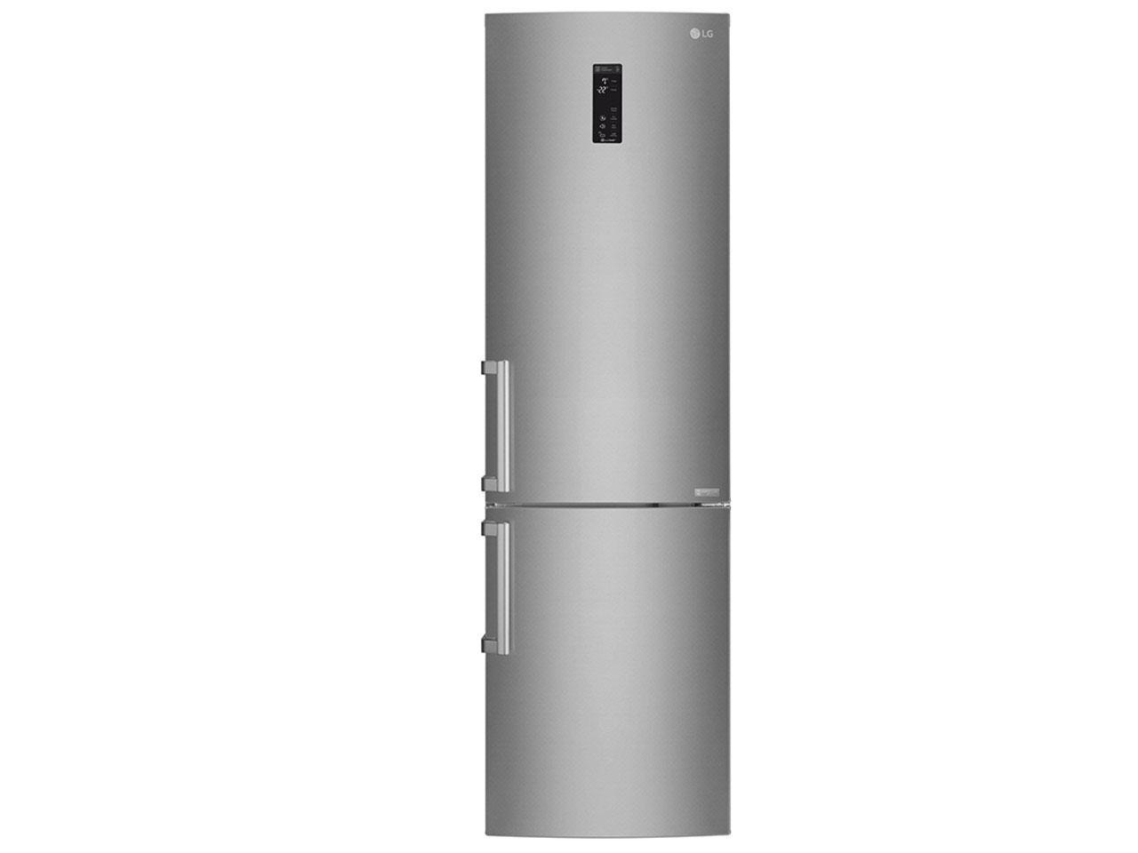 LG GBB60SAYFE + 10 let záruka na kompresor! + 700 Kč na dárky nebo další nákup | CHAT on-line podpora PO-PÁ 8-22.00!!