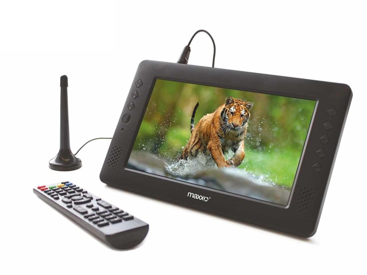 MAXXO mini TV HD-T2 + 100 Kč na dárky nebo další nákup | CHAT on-line podpora PO-PÁ 8-22.00!!