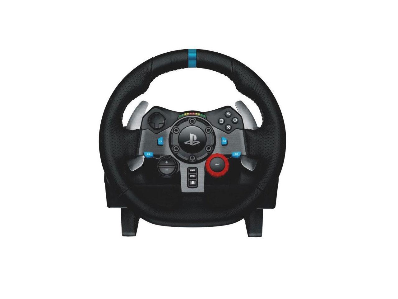 LOGITECH G29 Driving Force + 200 Kč na dárky nebo další nákup | CHAT on-line podpora PO-PÁ 8-22.00!!