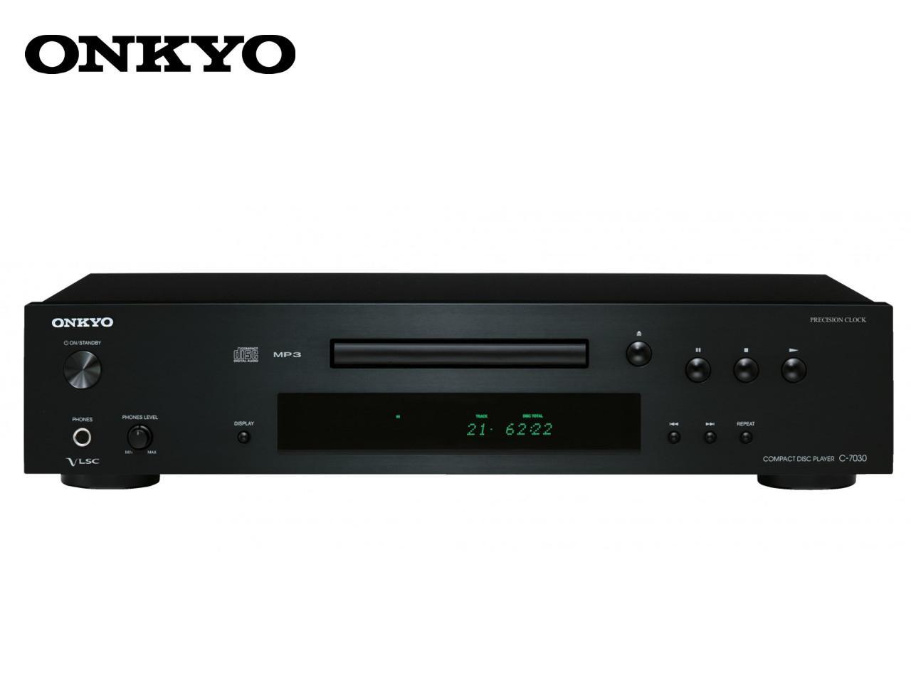 ONKYO C-7030 B + 200 Kč na dárky nebo další nákup | CHAT on-line podpora PO-PÁ 8-22.00!!