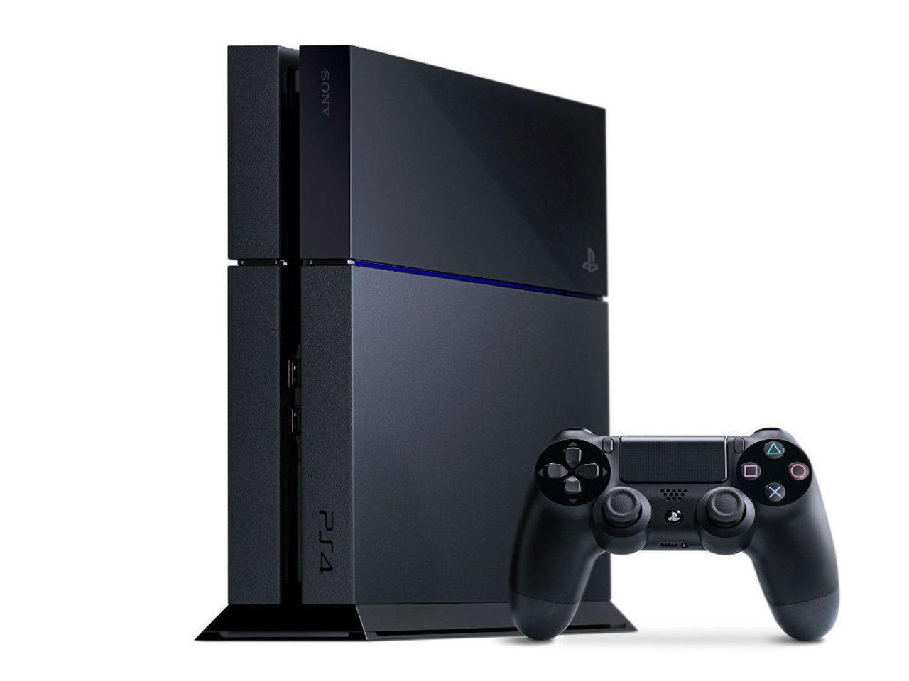 SONY Playstation 4 500GB Black + 300 Kč na dárky nebo další nákup | CHAT on-line podpora PO-PÁ 8-22.