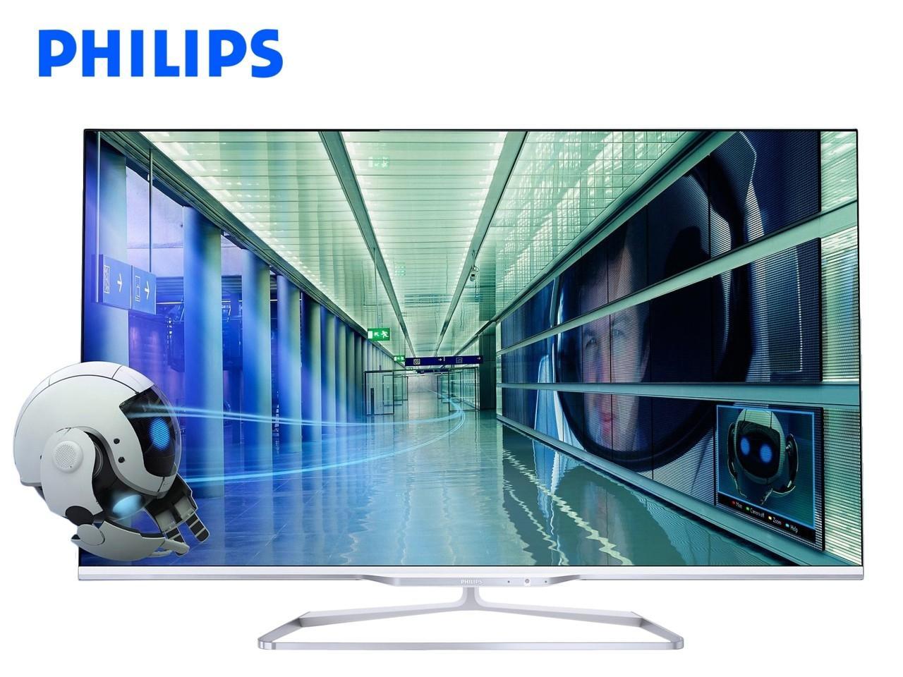 PHILIPS 47PFL7108K + 700 Kč na dárky nebo další nákup | CHAT on-line podpora PO-PÁ 8-22.00!!