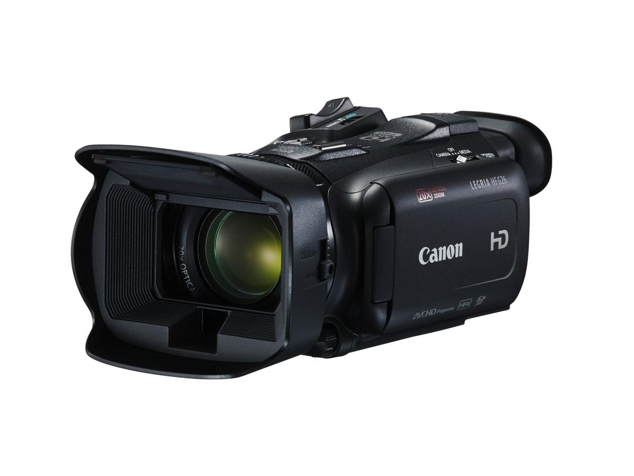 CANON Legria HF G26 + 700 Kč na dárky nebo další nákup | CHAT on-line podpora PO-PÁ 8-22.00!!