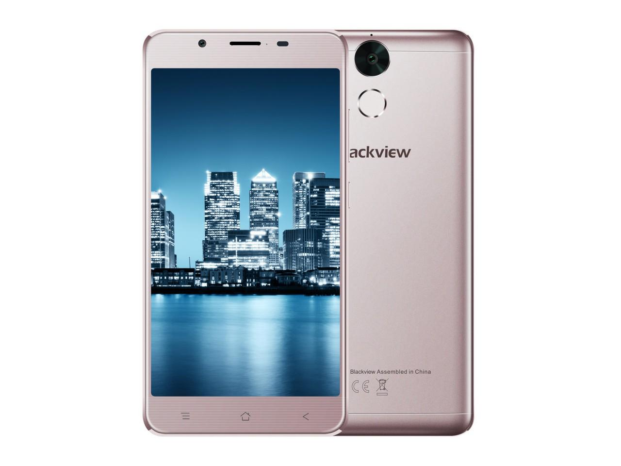 iGET Blackview GP2, 4GB/64GB, Dual SIM, CZ distribuce