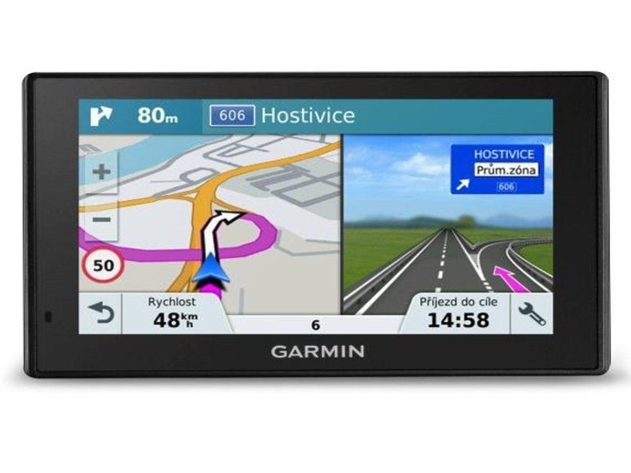 GARMIN Drive 5S Plus Europe45 + 100 Kč na dárky nebo další nákup | CHAT on-line podpora PO-PÁ 8-22.00!!