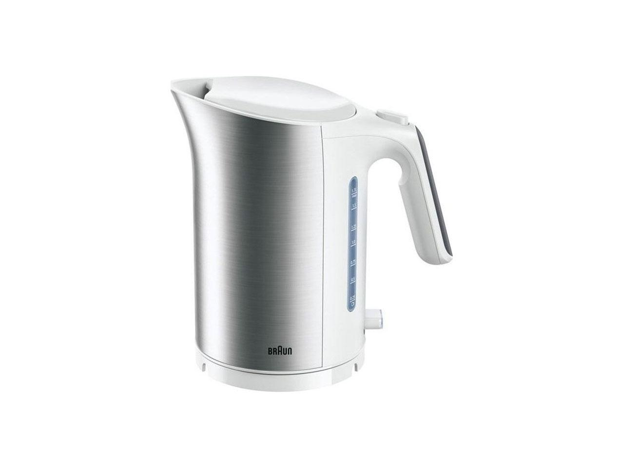 BRAUN WK 5110 WH ID Collection