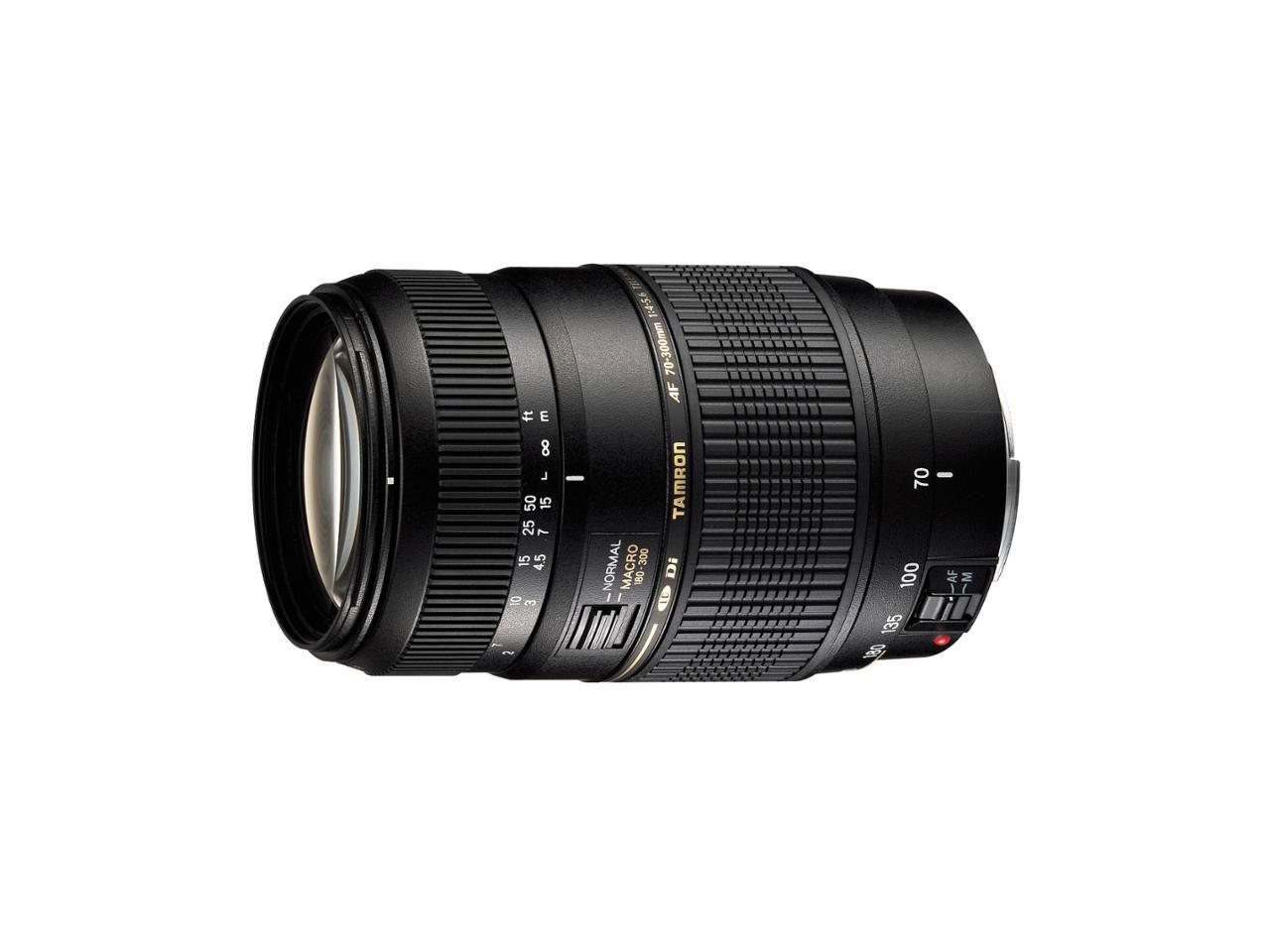 TAMRON  AF 70-300 mm F/4-5.6 Di LD Macro 1:2 Canon + záruka 5 let!