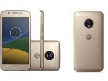MOTOROLA Moto G5 Plus, 3GB/32GB, Dual SIM, zlatý, CZ distribuce
