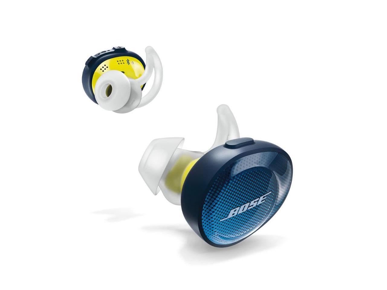 BOSE SoundSport Free Wireless, modré + 200 Kč na dárky nebo další nákup | CHAT on-line podpora PO-PÁ 8-22.00!!