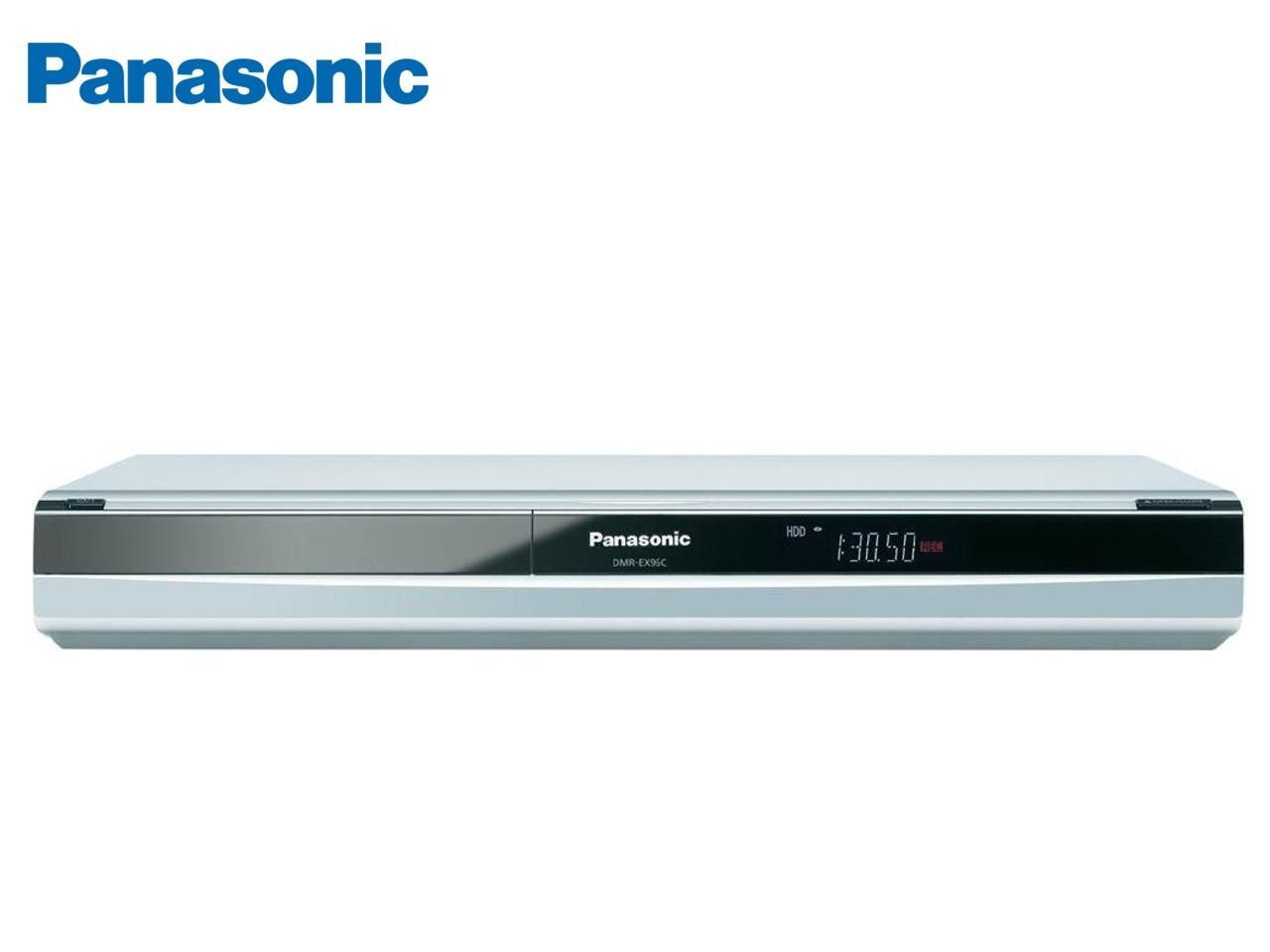 PANASONIC DMR-EX96CEG-S + 400 Kč na dárky nebo další nákup | CHAT on-line podpora PO-PÁ 8-22.00!!