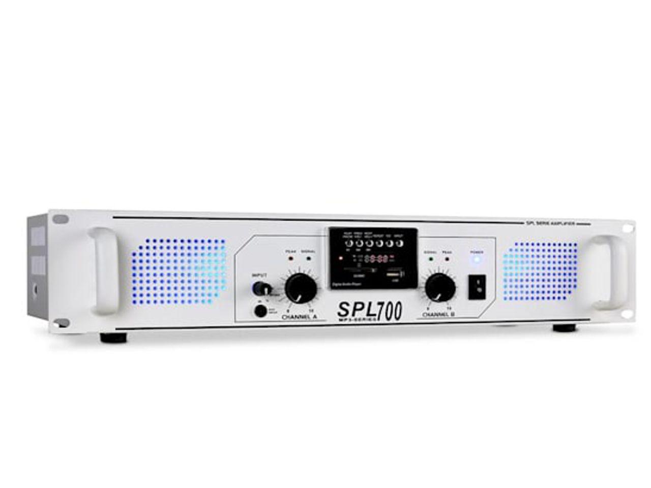 SKYTEC SPL-700 MP3, bílý + záruka 3 roky!
