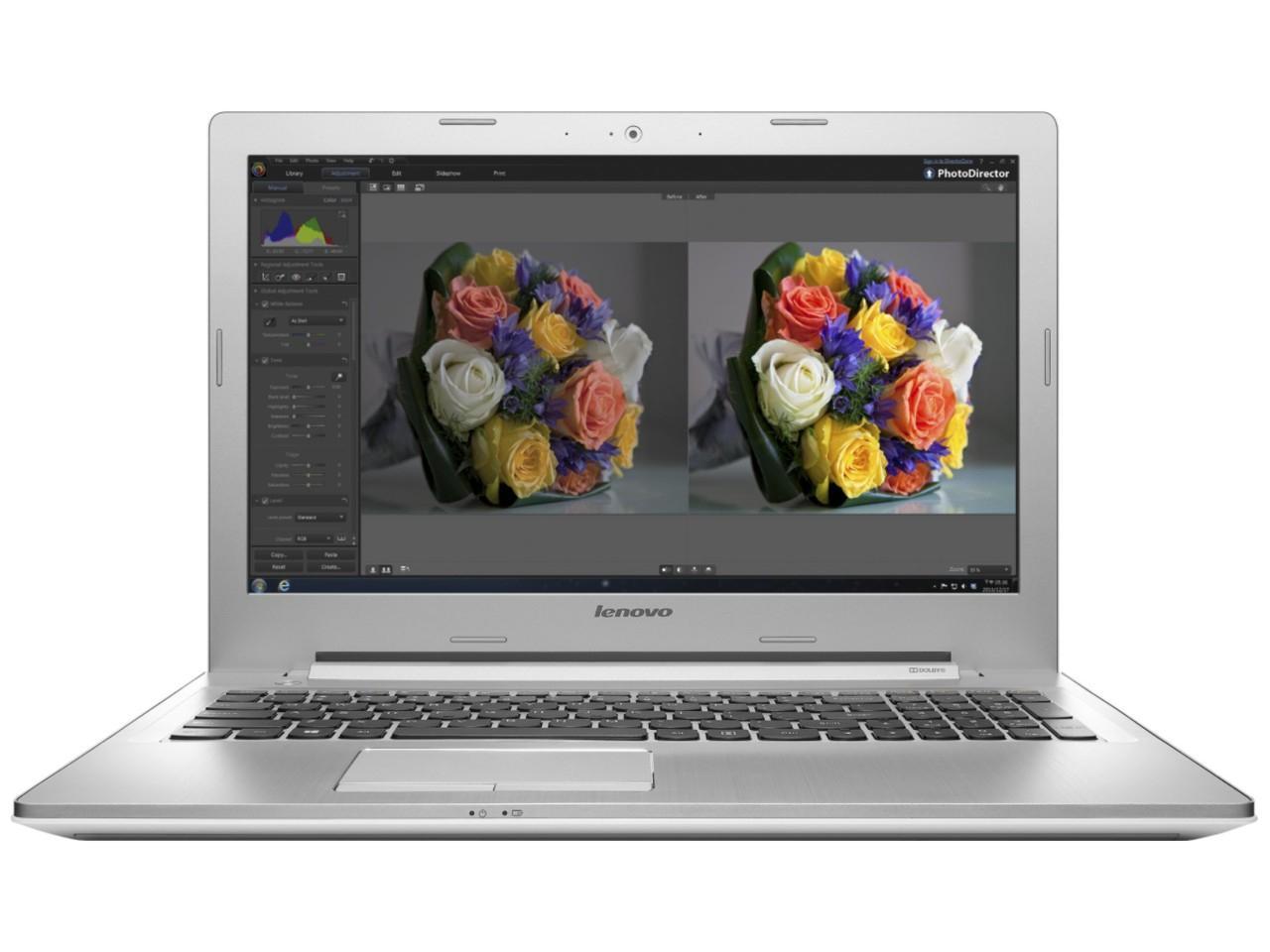 LENOVO IdeaPad Z50-75 (80EC00MKCK) + 500 Kč na dárky nebo další nákup | CHAT on-line podpora PO-PÁ 8