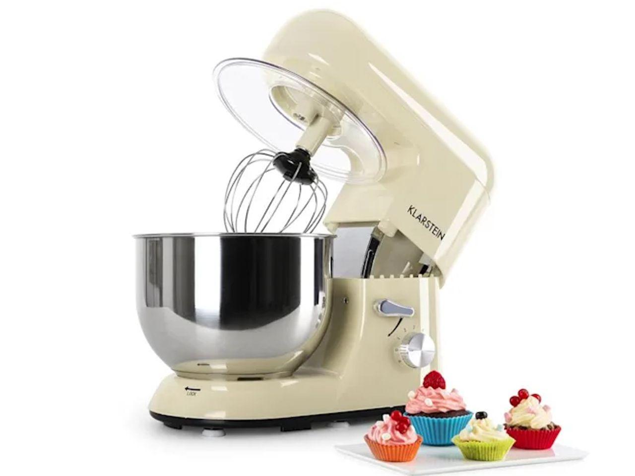 Kuchyňský robot KLARSTEIN TK2 Bella Morena + záruka 3 roky!