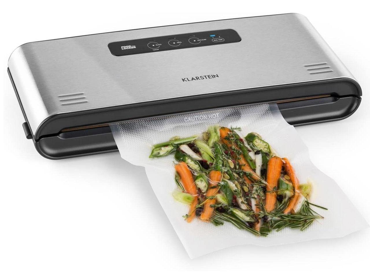KLARSTEIN FoodLocker Pro + záruka 3 roky!   CHAT on-line podpora PO-NE do 23 hodin!!