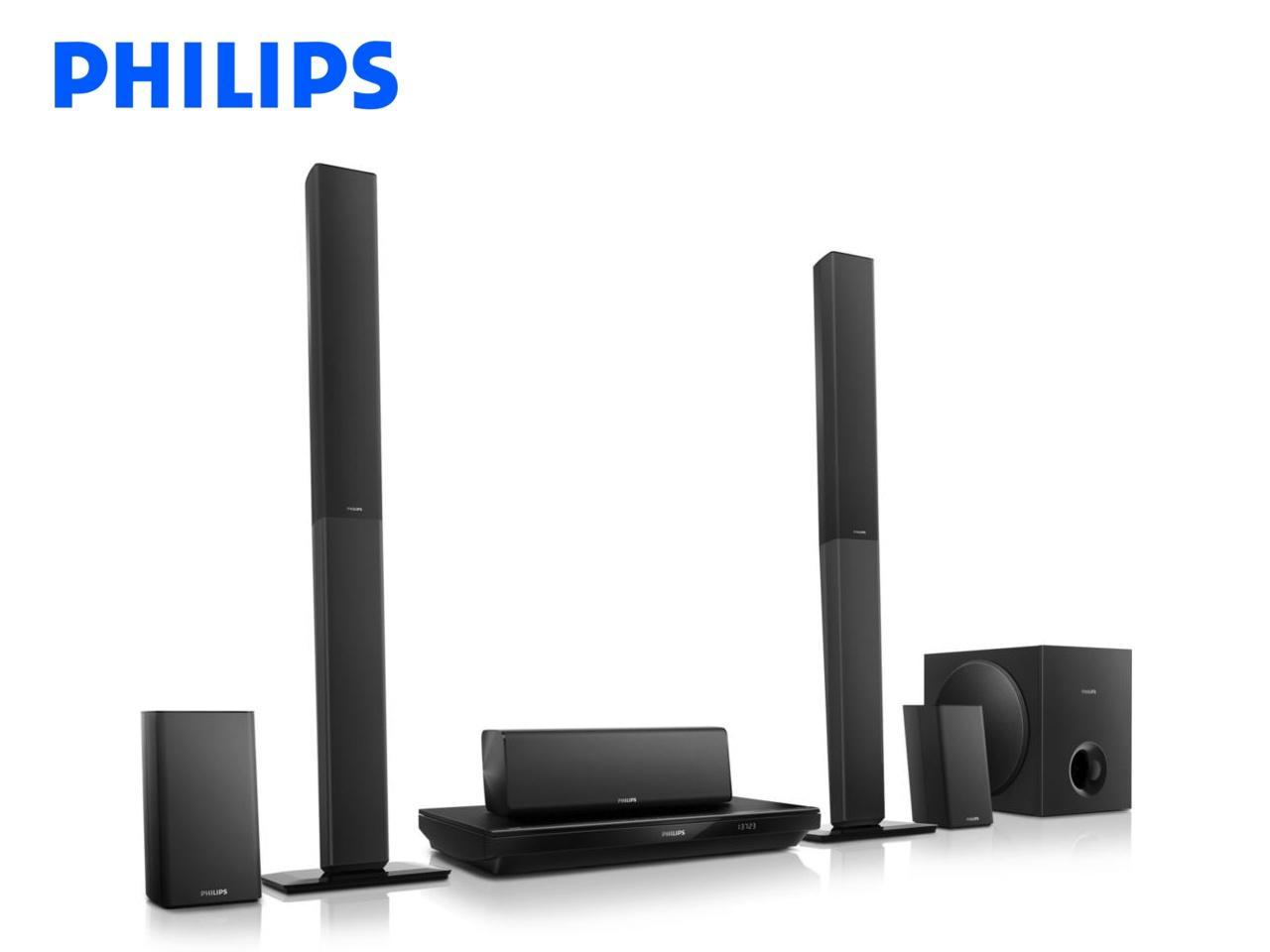 PHILIPS HTB3550G + 300 Kč na dárky nebo další nákup | CHAT on-line podpora PO-PÁ 8-22.00!!