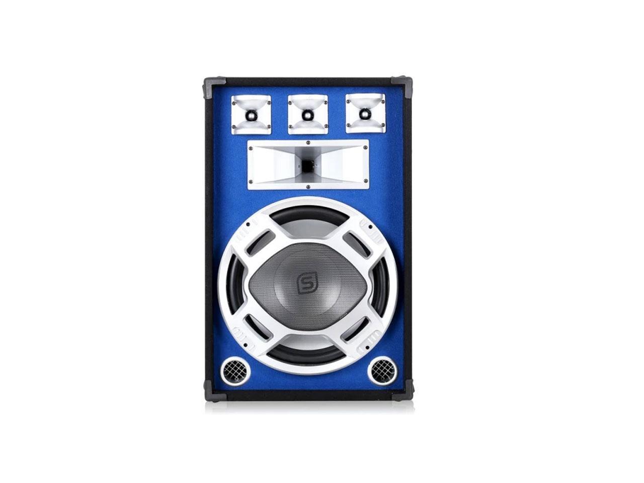 Reproduktor SKYTEC LED-1522 Discobox + záruka 3 roky!