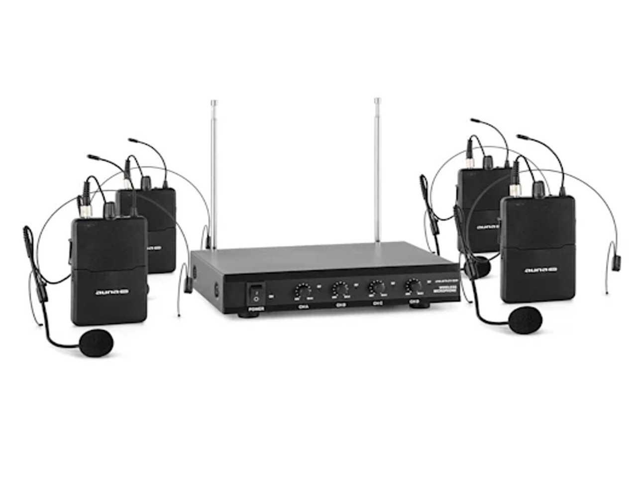 AUNA VHF-4-HS + záruka 3 roky!