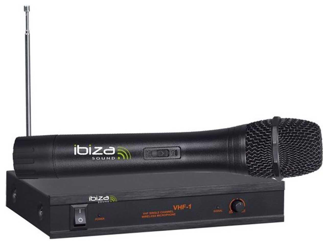IBIZA VHF-1A + záruka 3 roky!