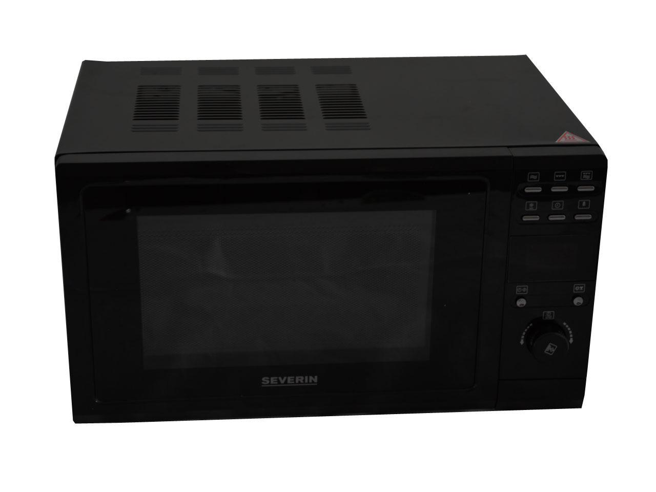 SEVERIN MW 7854, černá