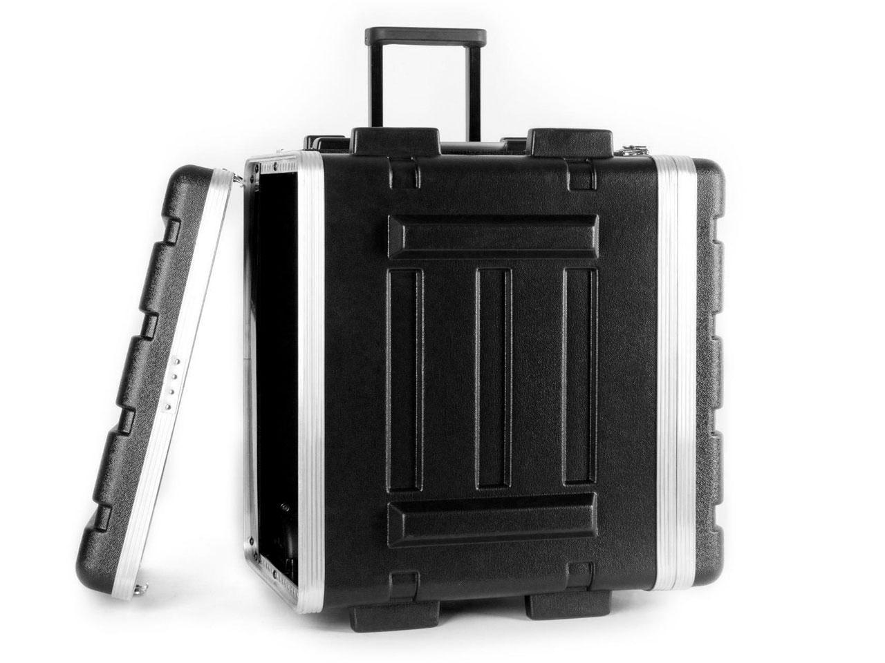 Úložný box FRONTSTAGE ABS-Trolley flightcase + záruka 3 roky!
