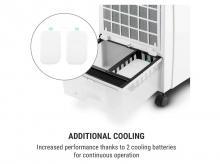 Ochlazovač vzduchu ONECONCEPT CTR-1 V2, bílý + záruka 3 roky!