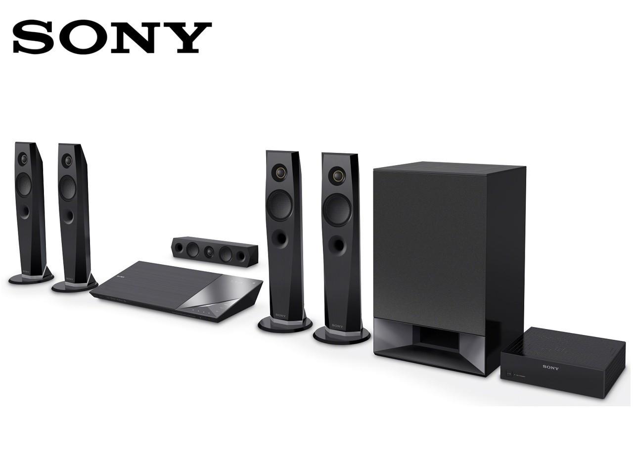 SONY BDV-N7200W + 500 Kč na dárky nebo další nákup | CHAT on-line podpora PO-PÁ 8-22.00!!