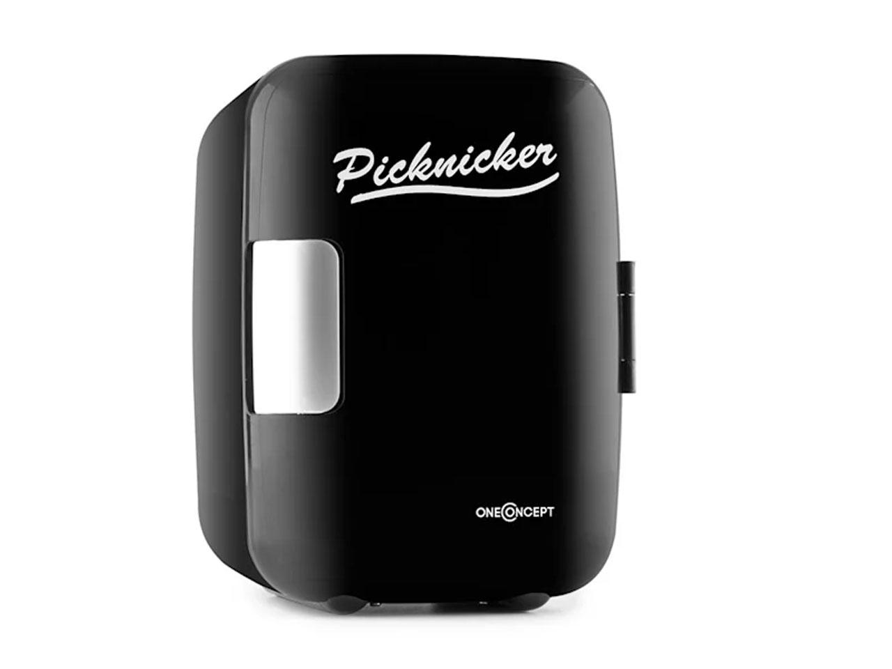 ONECONCEPT Picknicker 4 l, černý + záruka 3 roky!